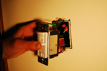 motion sensor light wiring instructions motion how to install a motion sensor switch matt and shari on motion sensor light wiring instructions