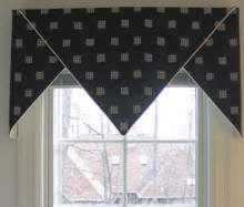 Dramatic Window Valance - MattandShari.com