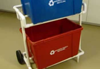 Shop_Projects_recyclecart_finishedcart