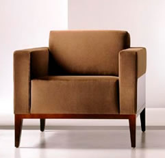 Contemporary Style Occasional Chair - MattandShari.com