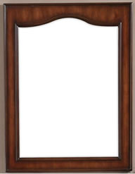 Transitional Style Mirror - MattandShari.com
