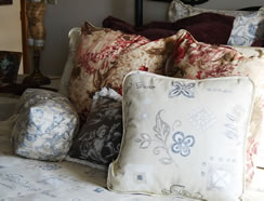 Poor Combination of Pillows - MattandShari.com