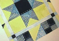 Watercolor a Quilt