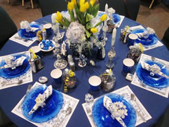 10 Seasonal Table Setting Ideas To Try Matt And Shari