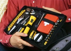 Carry Along a Little Tool Kit - MattandShari.com