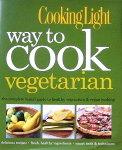 Vegetarian Cookbooks 4