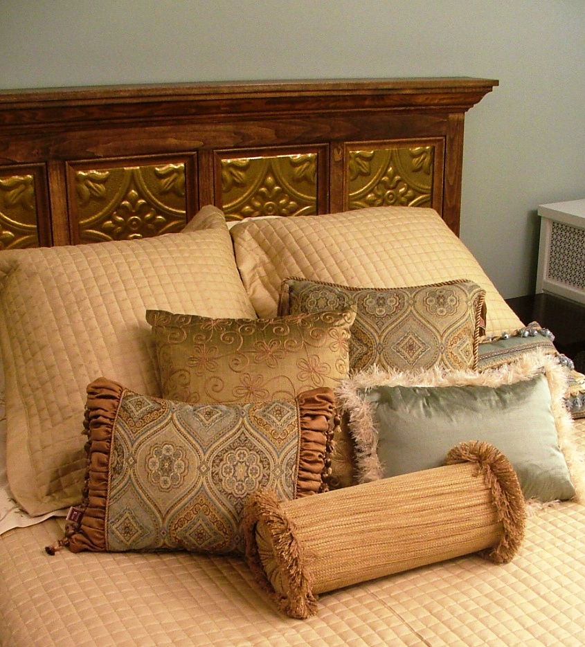 5 tips for decorating and positioning your bed matt and shari make your own handmade headboard