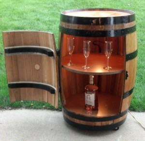 Beer Barrel Bar