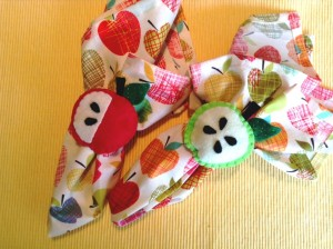Apple Napkin Rings