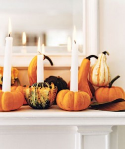 Stress Free Thanksgiving Candles - MattandShari.com