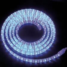Rope Light Is The Generic Term For A Type Of Accent Manufactured In Long S Consists Numerous Small Lights Housed Resin